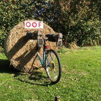 Bike Scarecrow