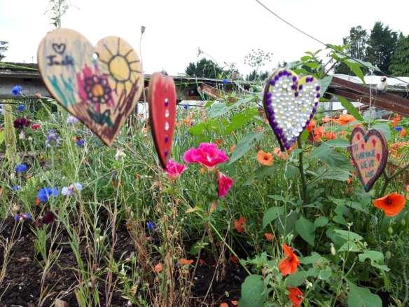 Recovery Garden Group - overdose hearts